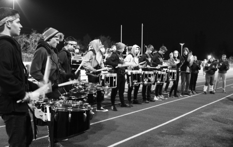 Drumming Up a Storm