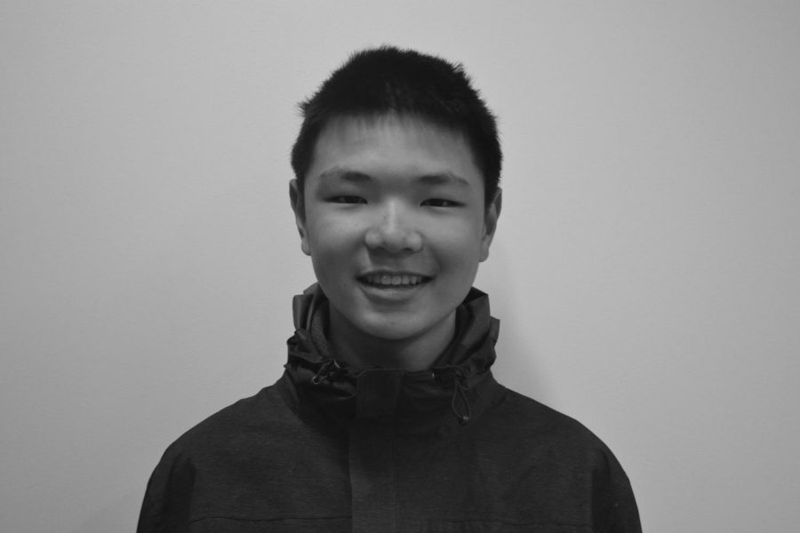 Johnathan Zhou is looking into computer science