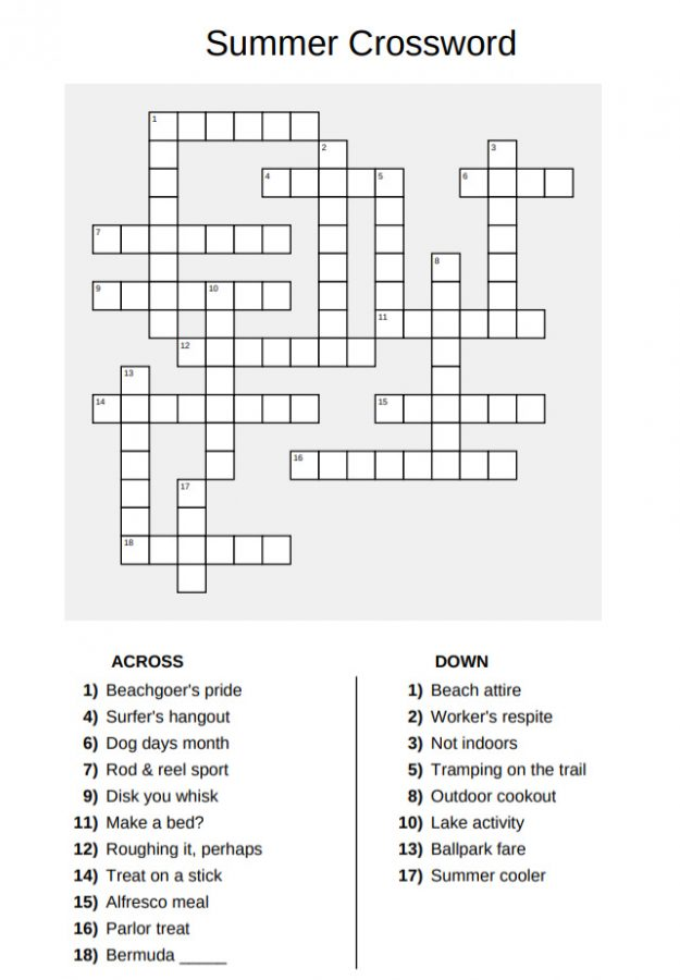 The Crossword