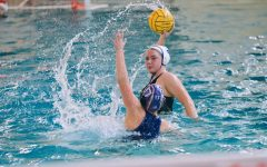 Elle Fredrickson will play water polo next year at Santa Clara