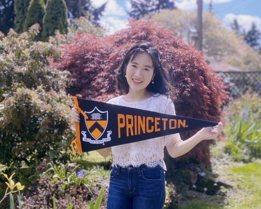 Senior Feature: Jenny Nguyen
